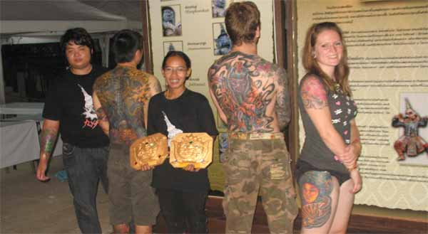 Pattaya tattoo convention